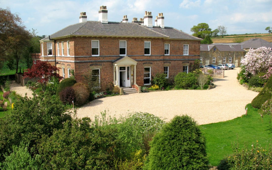 The Premier Derbyshire Wedding Venue Shottle Hall