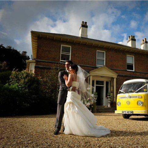 Wedding Venues Derbyshire - The Perfect Venue - Shottle Hall